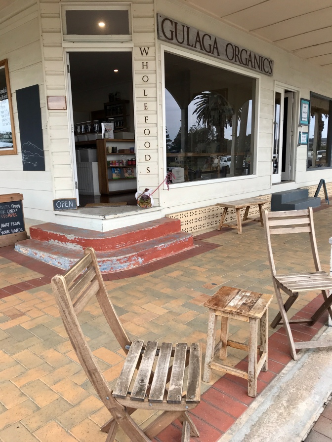 Our Favourite Coffee Spot in Bermagui
