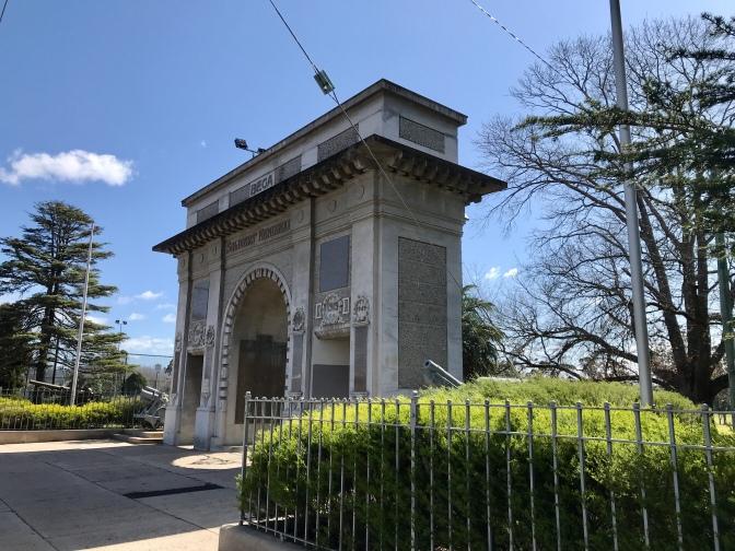 Bega War Memorial