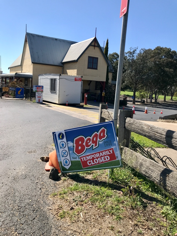 Bega Cheese Heritage Centre - closed