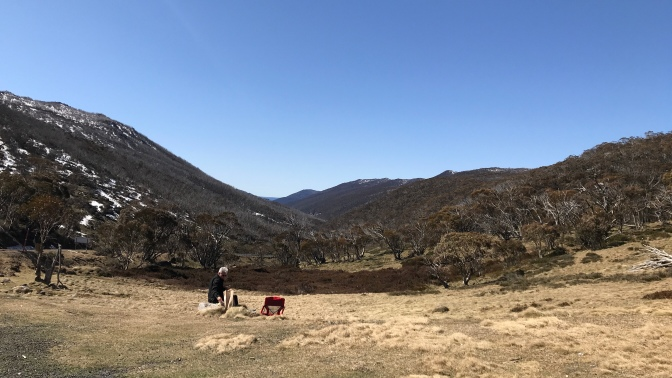 Picnic at Dead Horse Gap