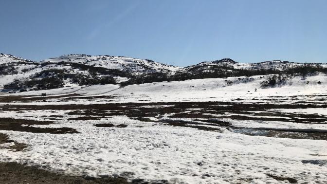 Perisher Snow Fields