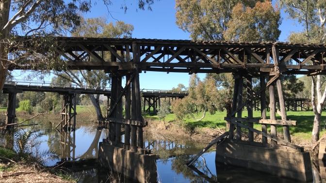 Two 19th century bridges