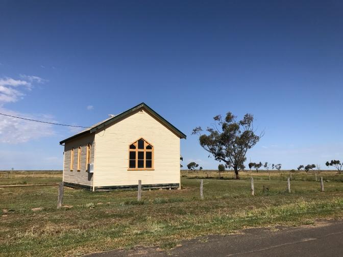 Booligal Anglican Church