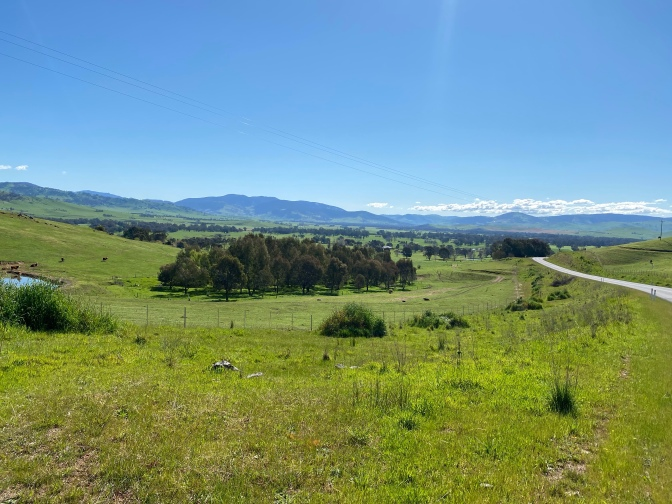 Upper Murray country