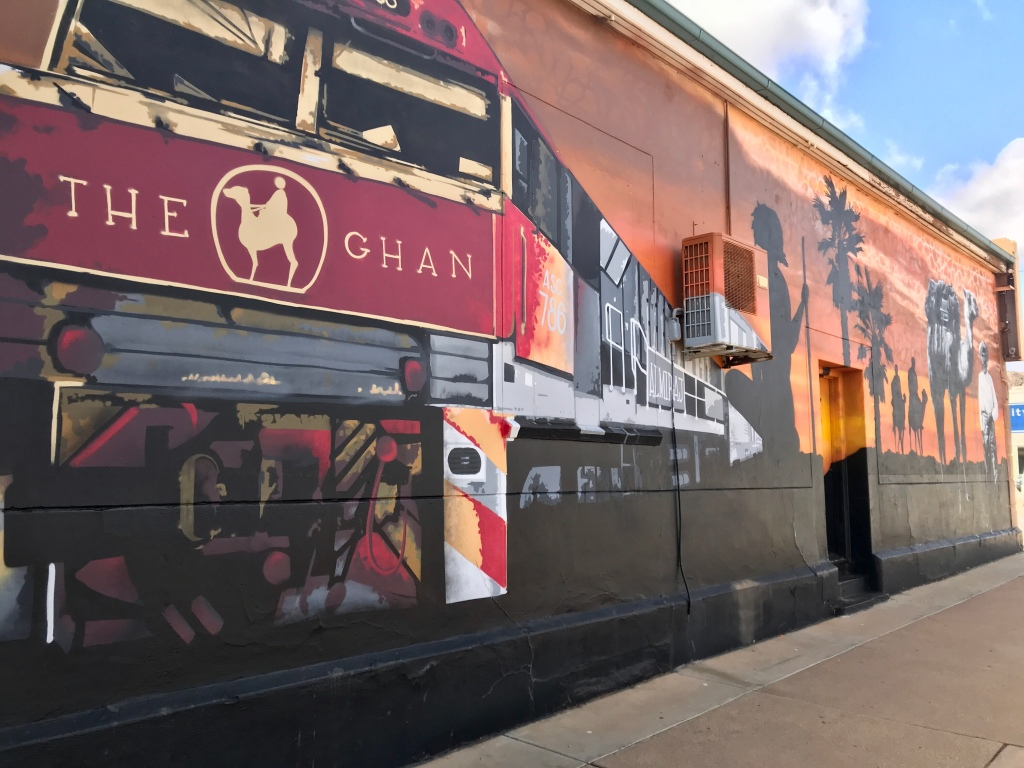 Broken Hill mural