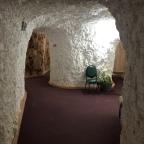 Going Underground at White Cliffs