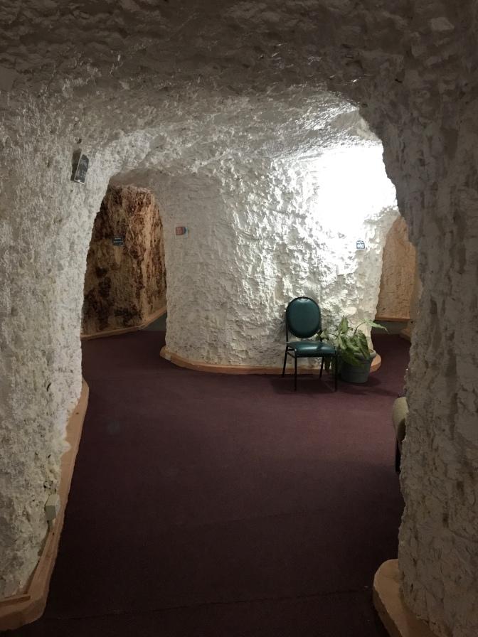 Underground Motel