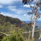 Blue Mountains, Katoomba and the Three Sisters