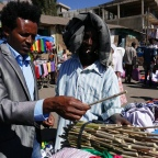 Roadtrip Day 12: Discovering the Market in Gondar