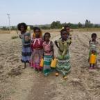 Roadtrip Day 18: Driving around Lake Tana to Bahir Dar