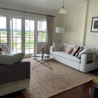 Highgrove living; new and repurposed furniture