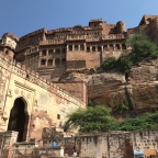 Jodhpur, the blue fortress town with the best lassie in Rajasthan