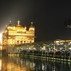 Visiting Amritsar,  the golden temple and a border crossing