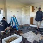 Highgrove kitchen renovation, demo day!